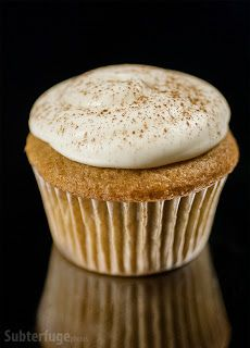 Fabulous rumchata cupcake recipe .. made me think of you @Tiffani Anderson Westall