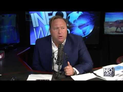 Alex Jones  : The Overthrown US Gov Admits It Spent 5 Billion to Overthr...