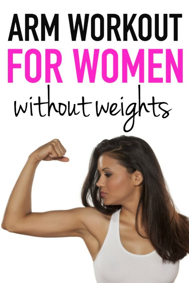 593365811 15 Minute Arm Workout for Women without weights on Tone-and-Tighten ...