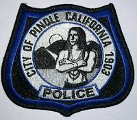 Pinole Police Patch