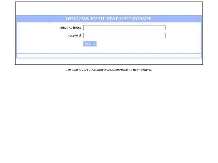 Mailbox Qouta Full Upgrade Phishing Scam - http://www.mailshark.com.au/recent-security-news/mailbox-qouta-full-upgrade-phishing-scam-24032