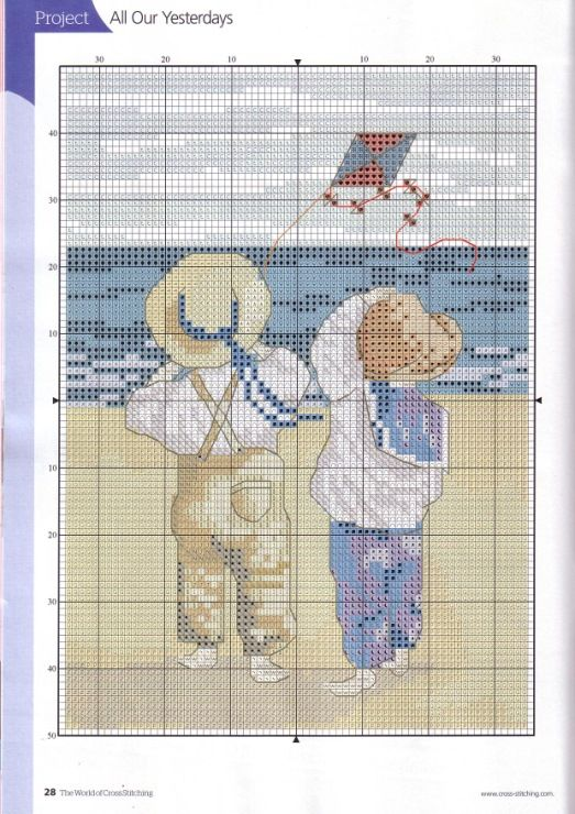 Gallery.ru / Фото #15 - The world of cross stitching 161 - tymannost