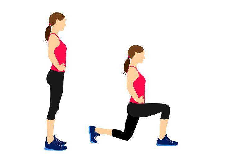 Tréninkový plán s 5 cviky na všechny svaly Vašeho zadečku | Blog | Online Fitness