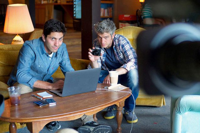 catfish the tv show | Nev Schulman and Max Joseph of MTV's 'Catfish: The TV Show'