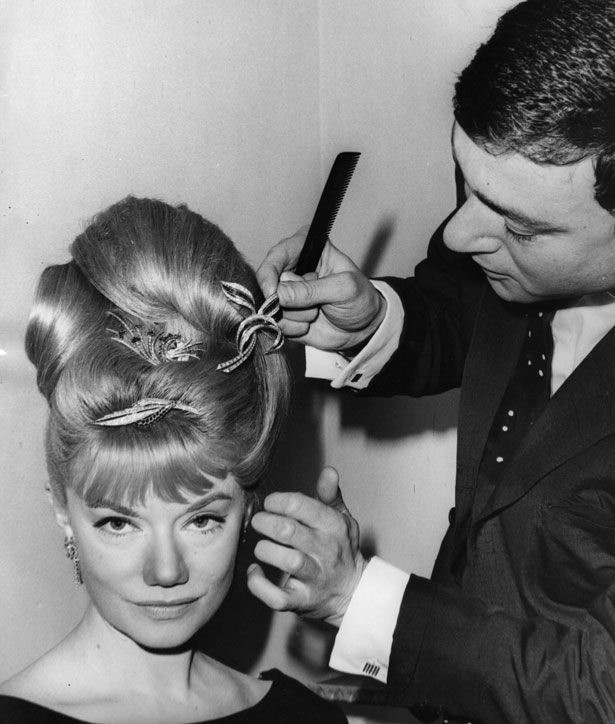 vidal sassoon hair styles 338 best images about beehive me beautiful on 3137