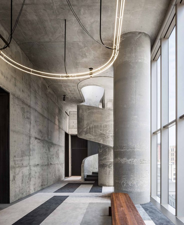 Not many people can say that they have an Anish Kapoor in their hallway. But the residents of Herzog & de Meuron's 56 Leonard will – as well as a view to the Atlantic Ocean from the middle of Tribeca. Life's not fair, right? From the architecture, ...