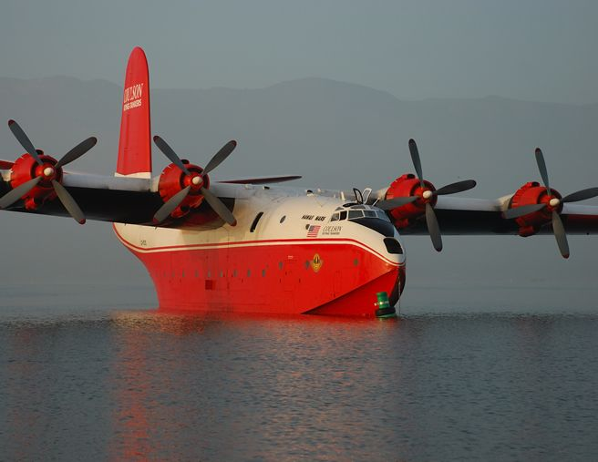 Grumman Seaplanes - Now there's a sea plane!
