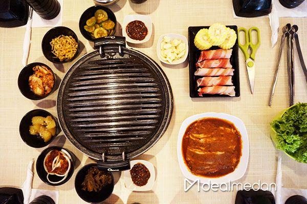 Happy Chinese New Year From Angry Korean BBQ. Nikmati New Menu Paket Berdua Korean BBQ (Non-Halal)