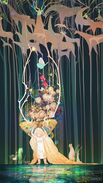 Illustrations by Jie He