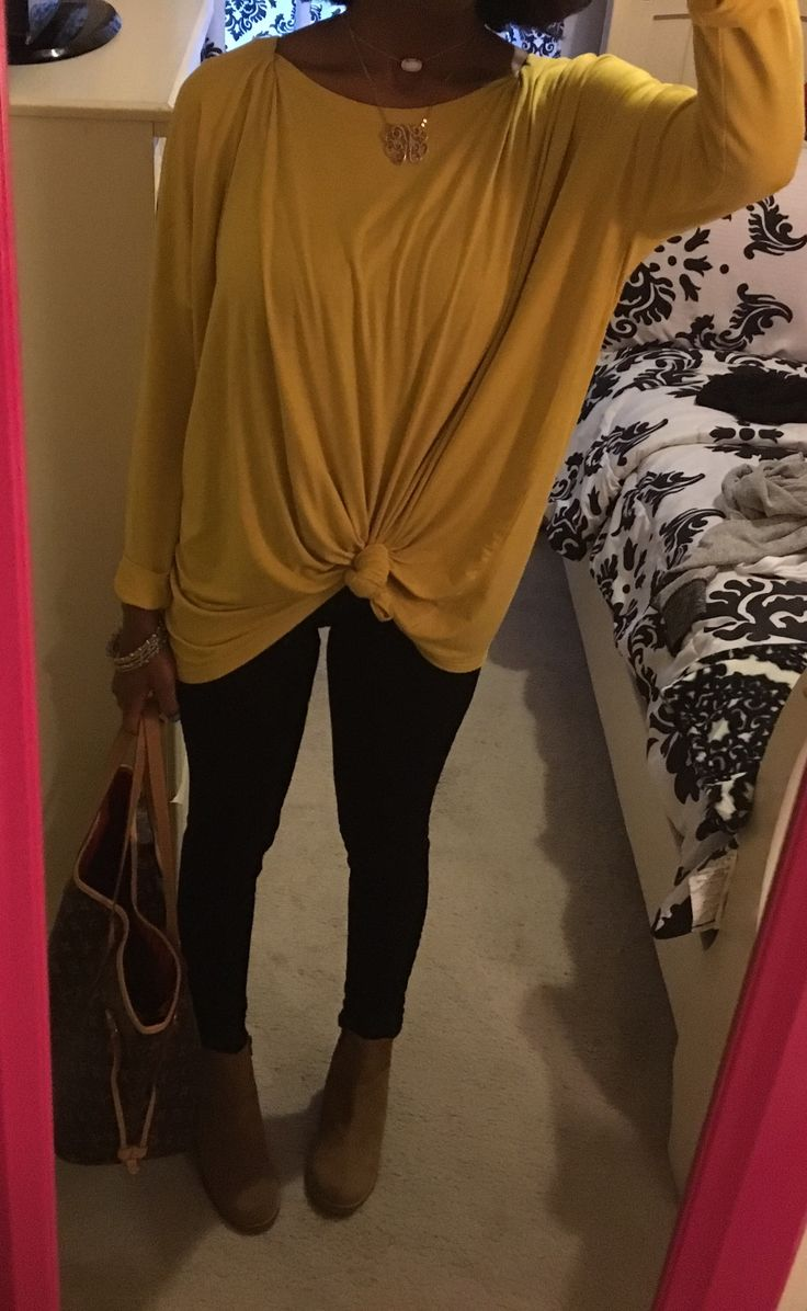 so i'm alittle late for this weeks outfit post so i'm give you double, this outfit is from monday. y'all i fell in LOVE with this piko the mustard color so pretty i did something different i tied it in the front b|c i'm so small pikos tend to fall off me so this trick really helped keep up with it all day & it's super cute you can do this dresses up or down either way you'll be cute