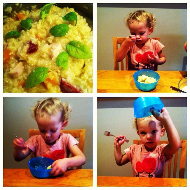 quick #thermomix #risotto, loved by kids of all ages!