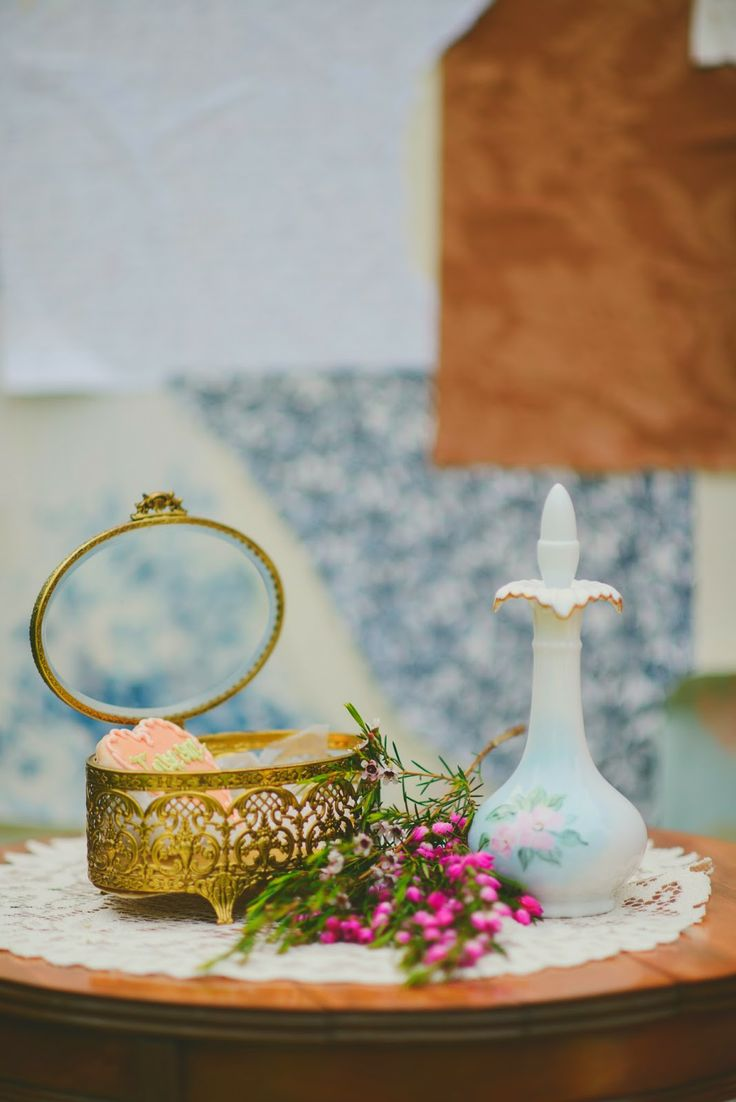 Bridal Tea Party | Everly Deer Design | Jessie Holloway Photography