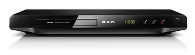 DVD and Blu-ray Players: Philips Dvp-3680 All Multi Region Zone Free Pal/Ntsc Dvd Player Hdmi 1080 (Blac BUY IT NOW ONLY: $72.7