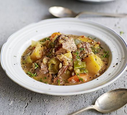 Try this delcious Irish lamb stew for St Patrick's Day, we guarantee you won't be disappointed!