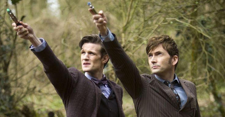How the Internet Saved 'Doctor Who'