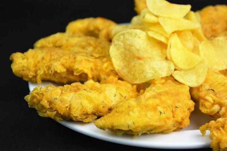 El famoso pollo frito del KFC en plan casero, una receta que no os podéis perder…