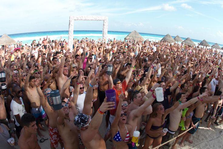 Los Mejores Hoteles en Cancun para el Spring Break / Best Hotels in Cancun for Spring Break