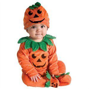Rakuten.com - Infant Baby Boys Girls Pumpkin Halloween Costume