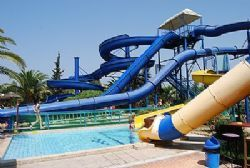 Sidari Water Park Fun Park - klein en eenvoudig maar wel maar 5 euro (en in Sidari)