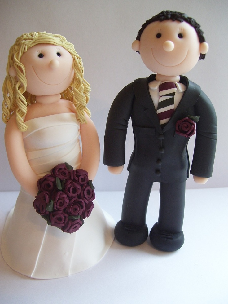 Custom figurines to capture any special day