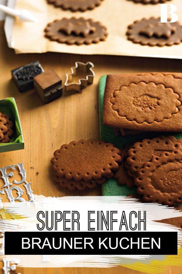 Braune Kuchen Rezept In 2020 Kuchen Weihnachtsgeback Rezepte Platzchen Backen