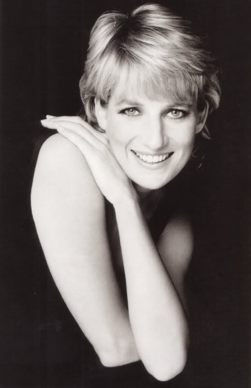 Diana Spencer - Princess Of Wales/Global Activist // Maybe she deserves more attention. I am not sure, really.