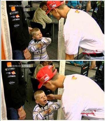 Max Verstappen, Meet Michael Schumacher!