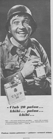 Club 20 (Leo Riuttu - palaa ...khihihi...) - Sk 1956