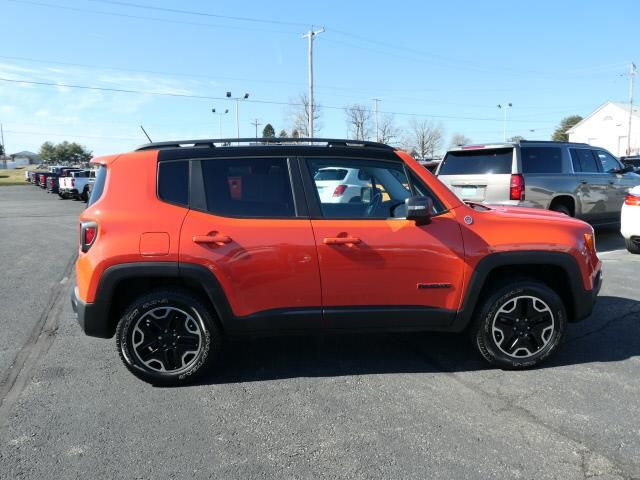 2016 Jeep Renegade Trailhawk In 2020 Jeep Renegade 2016 Jeep Jeep