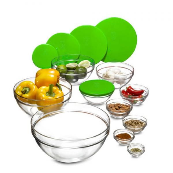 19 best Glass Mixing Bowls with Lids images on Pinterest ...