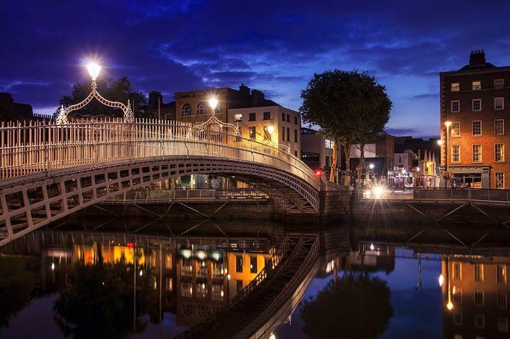 #Viaja a #Dublín y recorre el #puente de #Dublín #viajes #Despegar #blog