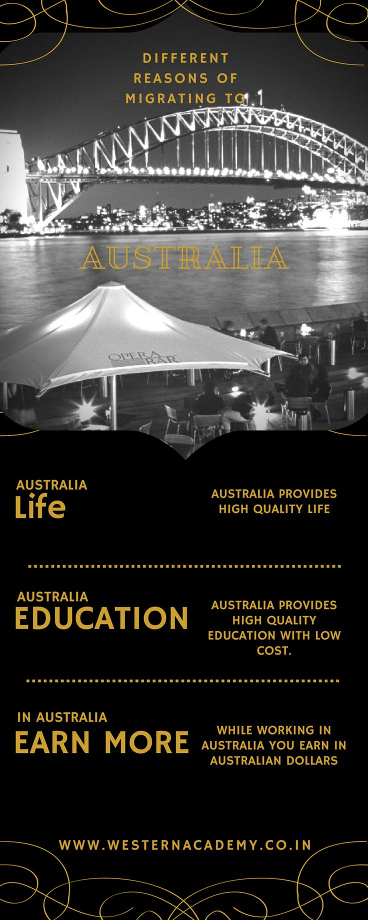 What are the Reasons to Migrate Australia