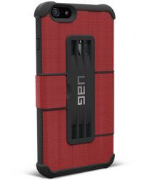 Urban Armor Gear Folio ROGUE Case Apple iPhone 6 Rood