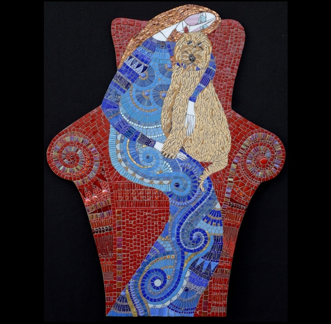 Irina CharnyDan L Art, Irina Charny, Glasses Stuff, Crafts Ideas, Cindy Moyer, Cathy Charriere, Animal Dan, And Lart, Charny Mosaics