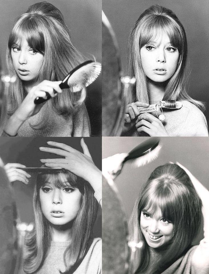Pattie Boyd.