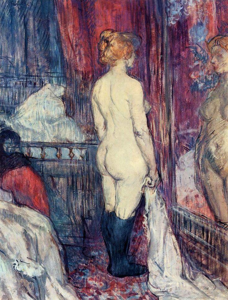 Henri de Toulouse-Lautrec, title unknown, date unknown