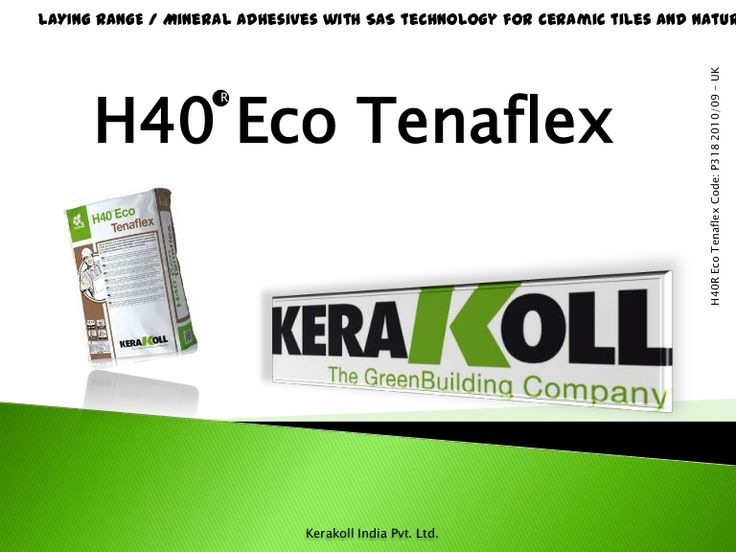 Tilers Express Supplier of Kerakoll Products