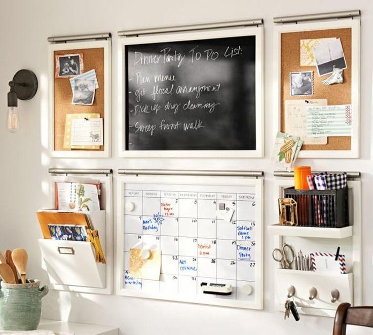 rangement de lettres pour mur de couloir