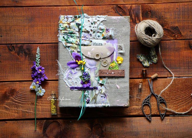 моё вдохновение: Про июль в цвете прованса...