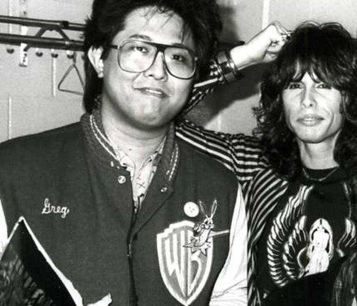 With Steven Tyler Aerosmith