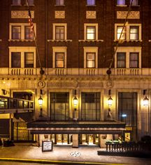Lord Baltimore Hotel  in Baltimore
