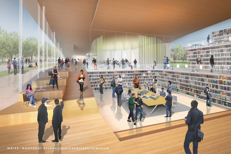 Proposals Unveiled for Kent State's new Architecture College (8)