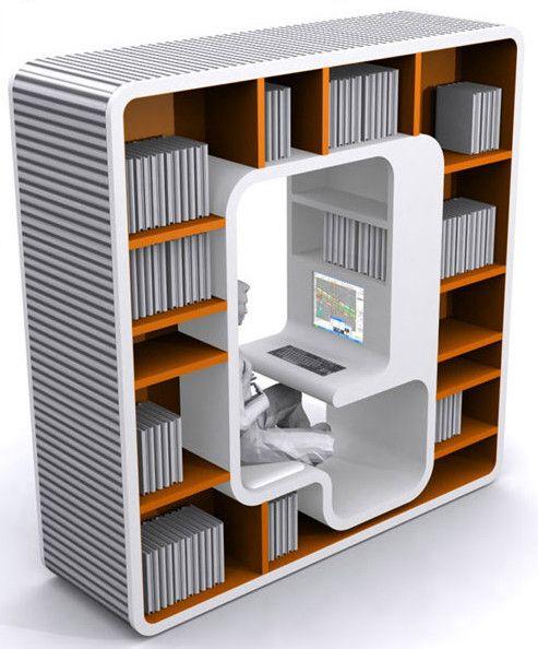 La oficina modular Incubator hace que tu cubículo parezca un palacio - Engadget en español