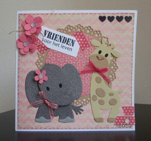 babykaarten met olifant marianne design - Google zoeken
