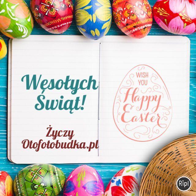 Wesołych Świąt! Happy Easter!  😊🐣   #otofotobudka #wielkanoc #easter