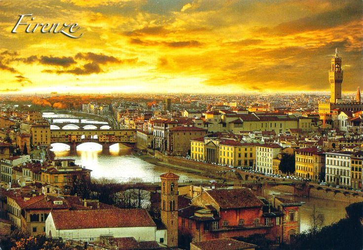 ITALY (Tuscany) - Historic centre of Florence (2) (UNESCO WHS)