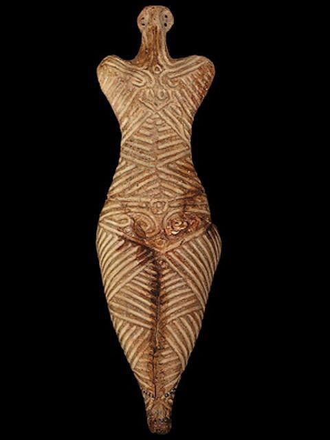 cucuteni trypillian godess Romania Moldova Ukraine oldest neolithic civilizations