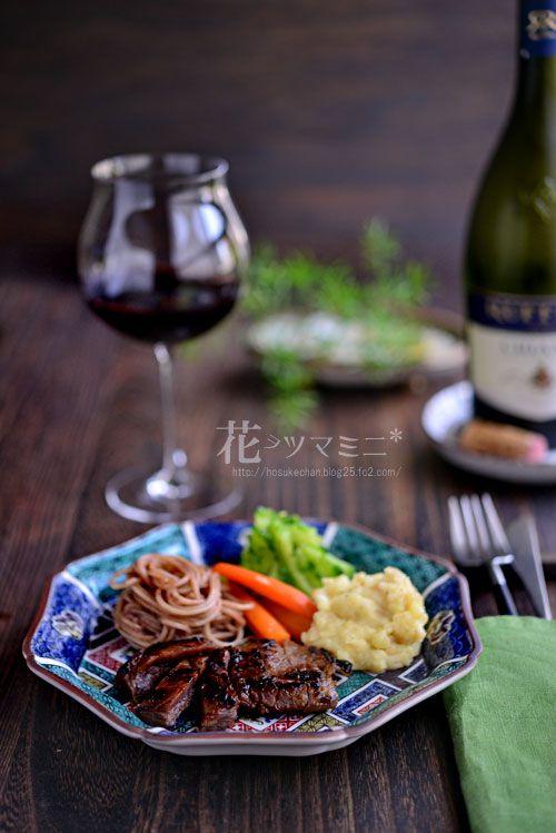 松喜屋の近江牛味噌漬け -  Omibeef marinated with Miso