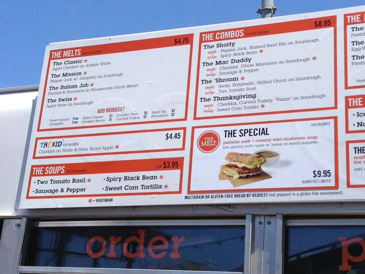 17 Best Images About Food And Menus On Pinterest: 17 Best Images About Food Truck Menus On Pinterest