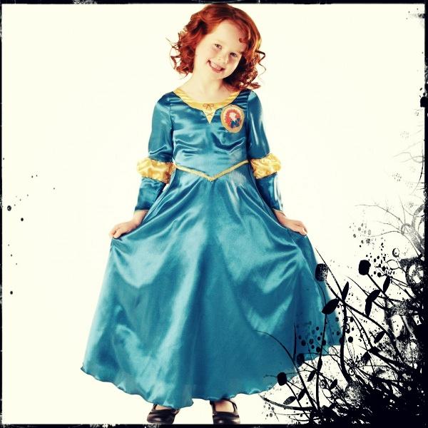 Disfraz de Merida,  Disney-Pixar®
